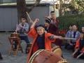野川文化センター 風の子まつり  演奏風景